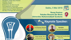 NCMAB 2018 – NATIONAL CONFERENCE ON MANAGEMENT AND BUSINESS